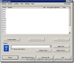 TrueCrypt 6.2 Portable