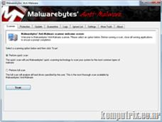 Malwarebytes' Anti-Malware 1.40
