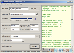 Universal Maps Downloader 5.0