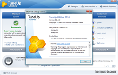 TuneUp Utilities 2010 v. 9.0.4400
